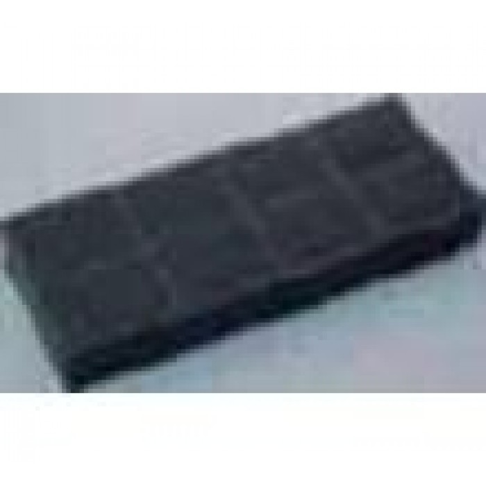 Active charcoal filters SQUARE
